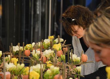 cours d'art floral evian thonon
